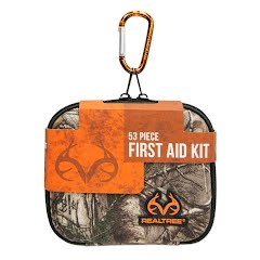 Lifeline Realtree Medium Hard-Shell Foam First Aid Kit Image