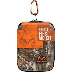 Lifeline Realtree Large Hard-Shell Foam First Aid Kit Image