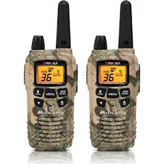 Midland LXT650VP3 Up to 30 Mile Two-Way Radios Image
