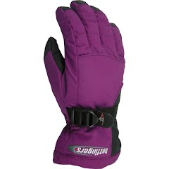 Hot Fingers Women`s Rip-N-Go II Gloves Image
