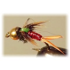 Flyboy Angler Copper Bob Red (1 Dozen) Image