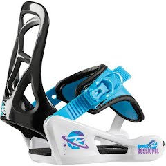 Rossignol Youth Rookie Snowboard Bindings Image