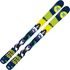 Rossignol Youth Terrain Boy / Kid-X 45 Ski and Binding System Image