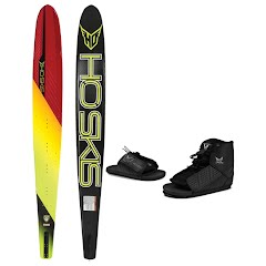 Ho Sports Freeride / Freemax Boot Water Ski Combo Image