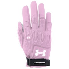 Under Armour UA Illusion Field Lacrosse Gloves Image