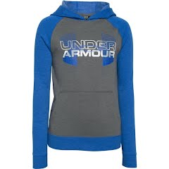 Under Armour Boy`s Youth Commuter Tri-Blend Fleece Hoodie Image