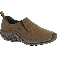 Merrell Men's Jungle Moc Nubuck Waterproof Shoes Image