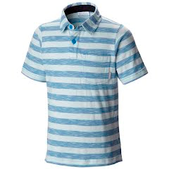 Columbia Boy's Youth Lookout Point Polo Shirt