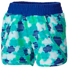 Columbia Girl`s Youth Solar Stream II Boardshort Image