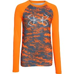 Under Armour Boy`s Youth CoolSwitch Thermocline Long Sleeve Shirt Image