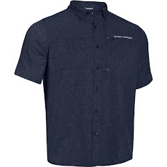 Under Armour Men`s ArmourVent Fishing Short Sleeve T-Shirt Image