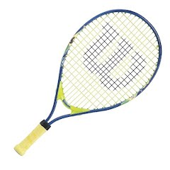 Wilson Youth SpongeBob 21 Tennis Racket Image