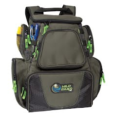 Wild River Multi-Tackle Large Fishing Backpack Image