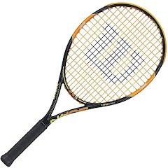 Wilson Youth Burn Junior 25 Tennis Racket Image