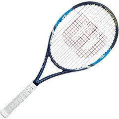 Wilson Ultra 100 Tennis Racket Image