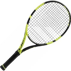 Babolat Youth Pure Aero Junior 25 Tennis Racket Image