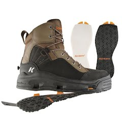 Korkers BuckSkin Wading Boots Image