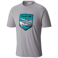 Columbia Men`s National Parks Short Sleeve T-Shirt Image