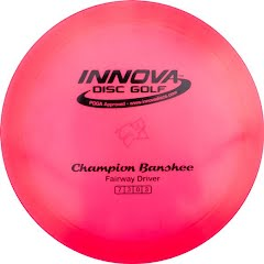 Innova Champion Banshee Golf Disc Image