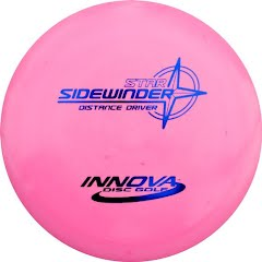 Innova Star Sidewinder Golf Disc Image