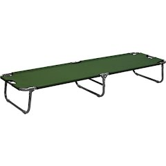 Stansport Steel Folding Cot Image