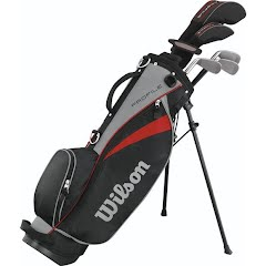 Wilson Youth Profile Jr. Package Set (Small) Image