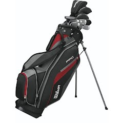 Wilson Men's Pro Fit 16-Piece Package Set Image