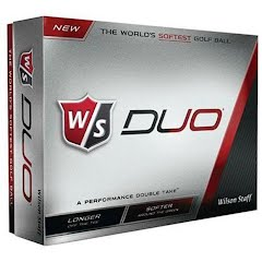 Wilson Staff Duo Golf Balls (12 Pack) Image