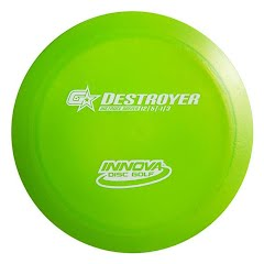 Innova GStar Destroyer Golf Disc Image
