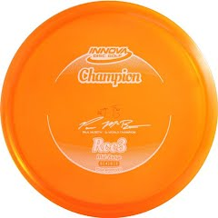 Innova Champion Roc3 Golf Disc Image