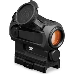 Vortex Sparc AR Red Dot Scope with Daylight Bright Red Dot Reticle Image
