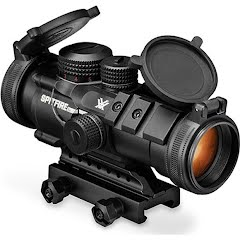 Vortex Spitfire 3x Prism Scope with EBR-556B (MOA) Reticle Image