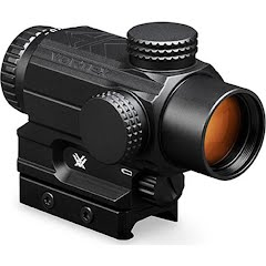 Vortex Spitfire AR 1x Prism Scope with DRT (MOA) Reticle Image