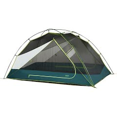 Kelty Trail Ridge 2 Tent with Footprint Image
