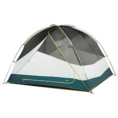Kelty Trail Ridge 4 Tent with Footprint Image