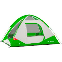 Columbia Pinewood 4 Dome Tent Image