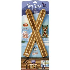 Tiki Toss Alpine Series Skis Image