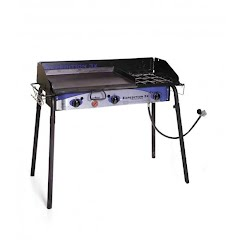 Camp Chef Expedition 3X Three-Burner Stove Image