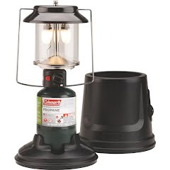 Coleman Two Mantle Instastart QuickPack Lantern Image
