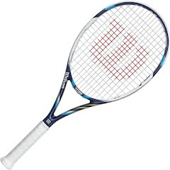 Wilson Juice 100UL Tennis Racket Image
