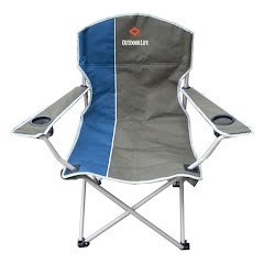 High Peak Usa Outdoor Life Oversized Quad Chair Image