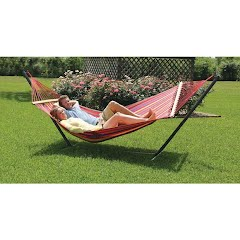 Texsport Cedar Point Hammock and Stand Combo Image