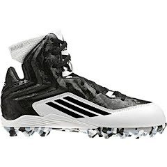 Adidas Youth Filthyquick 2.0 Mid Football Cleats Image