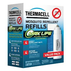 Thermacell Max Life Mosquito Repeller Refill Value Pack Image