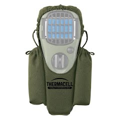 Thermacell Mosquito Repeller Holster with Clip for Olive Image