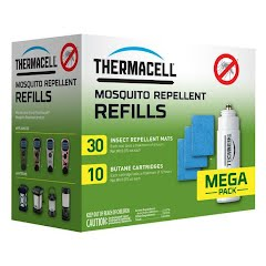 Thermacell Original Mosquito Repeller Refill - Mega Pack Image