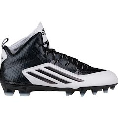 Adidas Men`s Crazyquick 2.0 Mid Football Cleats Image