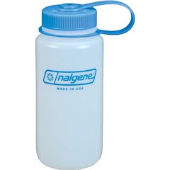 Nalgene Ultralight HDPE Wide Mouth 16oz Water Bottle Image