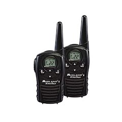 Midland LXT118 22 Channel 18 Mile Two-Way Radios Image