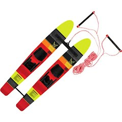 Ho Sports Youth Hot Shot Trainers Water Ski Combo Set Image